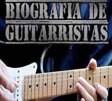biografías de guitarristas