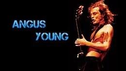 ANGUS YOUNG: Biografía y Guitarra