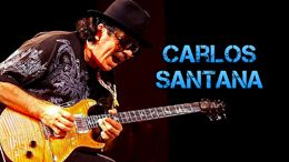 CARLOS SANTANA: Biografía