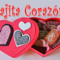 Cajita Corazon