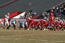 2012-10-16 Freshman Football