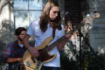 Ramstock featured bands with different styles.