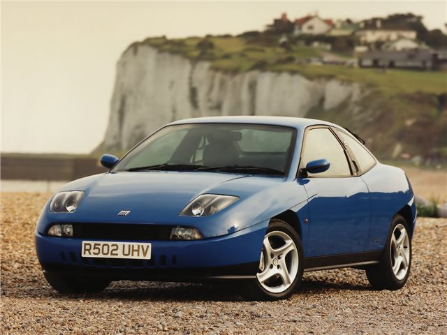Fiat Coupe Free Workshop And Repair Manuals