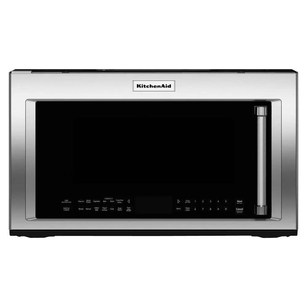 microwave hood combination kmhc319 user