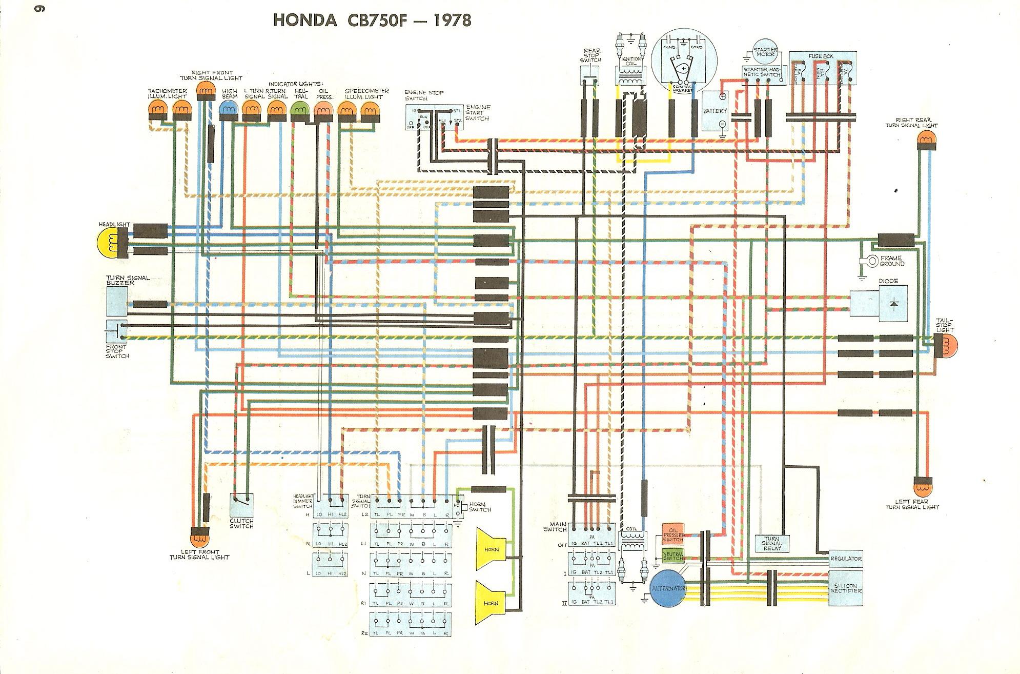 1978 Honda Cb550 Wiring Diagram - Best Of Wiring Diagram Datasheet