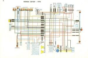 Cb750f Wiring Diagram  Wiring Diagram