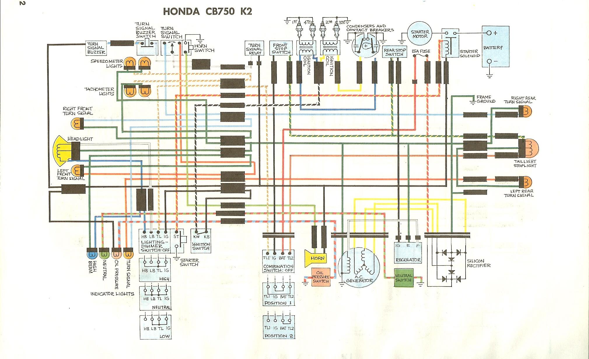 WD750K2 honda cb1000 wiring diagram wiring library modern home revolution