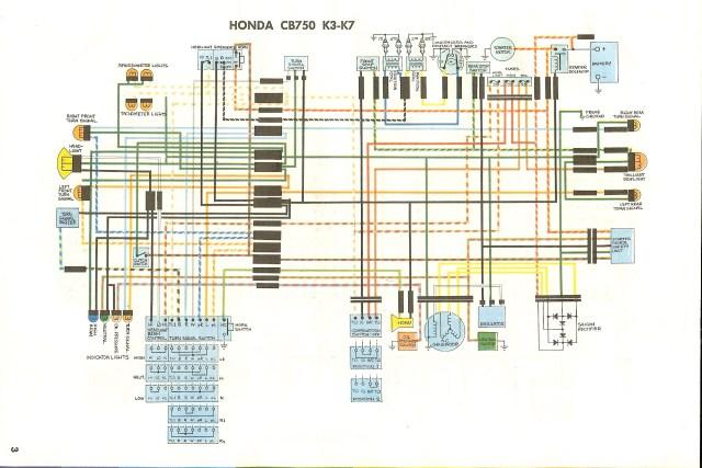 1978 honda cb750k wiring diagram