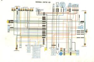 CB750K Manuals  CB 350  750 Four IG