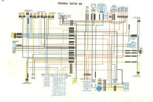 Need help! 1978 CB750F