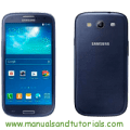 Samsung Galaxy S3 Neo Manual and user guide PDF