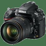 Nikon D800E User Manual in PDF