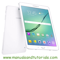 Samsung Galaxy Tab S2 Manual And User Guide PDF