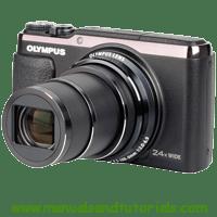 Olympus SH-60 Manual And User Guide PDF