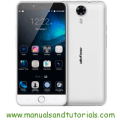 Ulefone Be Touch 3 Manual And User Guide PDF