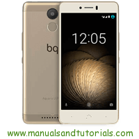 BQ Aquaris U Plus Manual And User Guide PDF