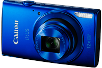 Canon IXUS 170 Manual And User Guide PDF