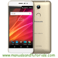 Panasonic Eluga Arc Manual And User Guide PDF