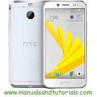 HTC 10 Evo Manual And User Guide PDF