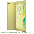 Sony Xperia XA Ultra Manual And User Guide PDF