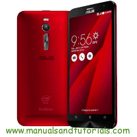 Asus ZenFone 2 Manual And User Guide PDF