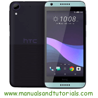 HTC Desire 650 Manual And User Guide PDF