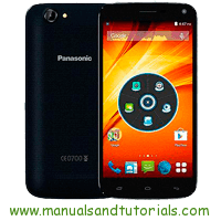 Panasonic P41 Manual And User Guide PDF