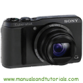Sony Cyber-shot DSC-HX20V Manual And User Guide PDF