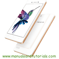 Oppo Neo 7 Manual And User Guide PDF