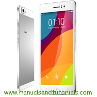 Oppo R5 Manual And User Guide PDF