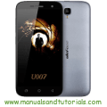Ulefone U007 Pro Manual And User Guide PDF