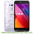 Asus ZenFone Selfie Manual And User Guide PDF