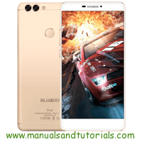 Bluboo Dual Manual And User Guide PDF