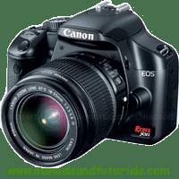 Canon EOS REBEL XSi Manual And User Guide PDF