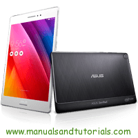 Asus ZenPad 8.0 Manual And User Guide PDF
