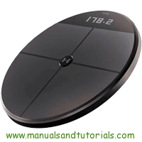HTC UA Scale Manual And User Guide PDF
