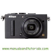 Nikon Coolpix A Manual And User Guide PDF
