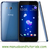 HTC U11 Manual And User Guide PDF