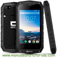 Crosscall Odyssey-S1 Manual And User Guide PDF