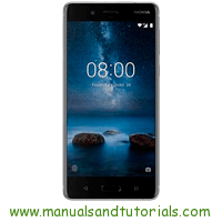 Nokia 8 Manual And User Guide PDF