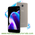 BQ Aquaris U2 Lite Manual And User Guide PDF
