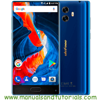 Ulefone Mix Manual And User Guide PDF