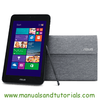 Asus VivoTab 8 Manual And User Guide PDF