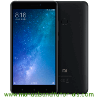 Xiaomi Mi Max 2 Manual And User Guide PDF