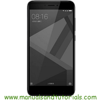Xiaomi Redmi 4X Manual And User Guide PDF