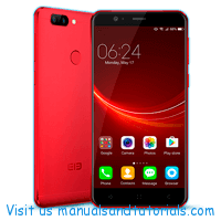 Elephone P8 & P8 mini Manual And User Guide PDF