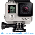 GoPro Hero 4 Manual And User Guide PDF