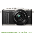 Olympus PEN E-PL8 Manual And User Guide PDF