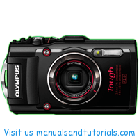 Olympus TG-4 Manual And User Guide PDF