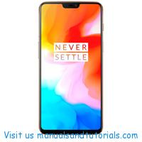 OnePlus 6 Manual And User Guide PDF